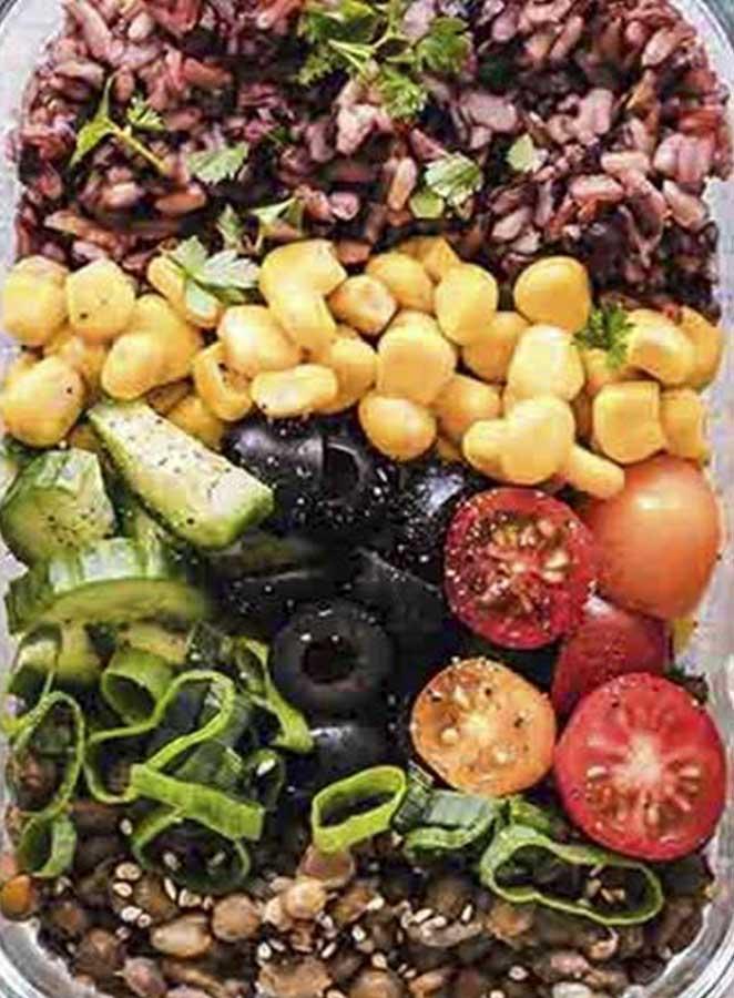 Batch cooking: cómo introducir los frutos secos