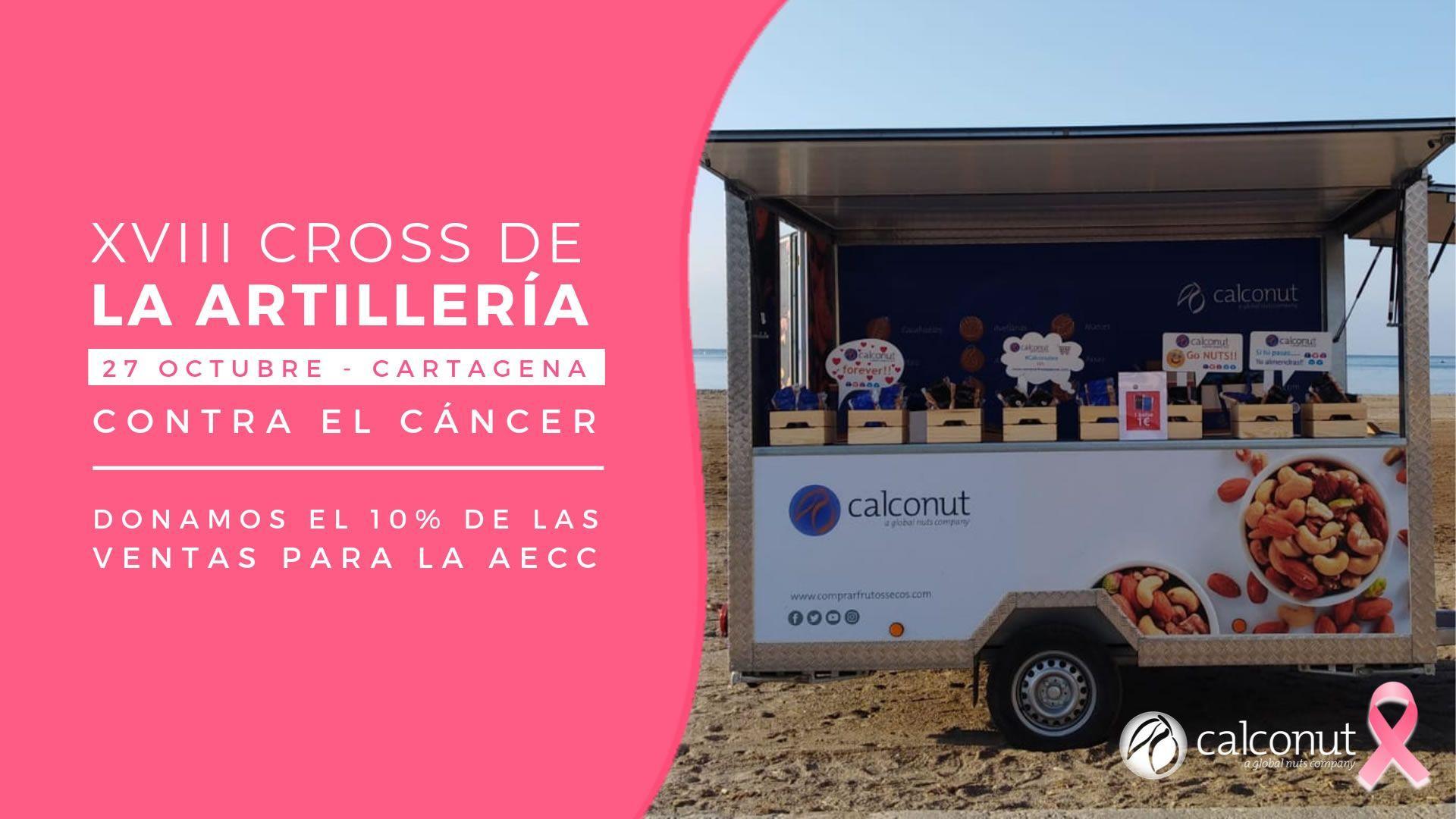 Donamos el 10% de las ventas a la lucha contra el cáncer de mama