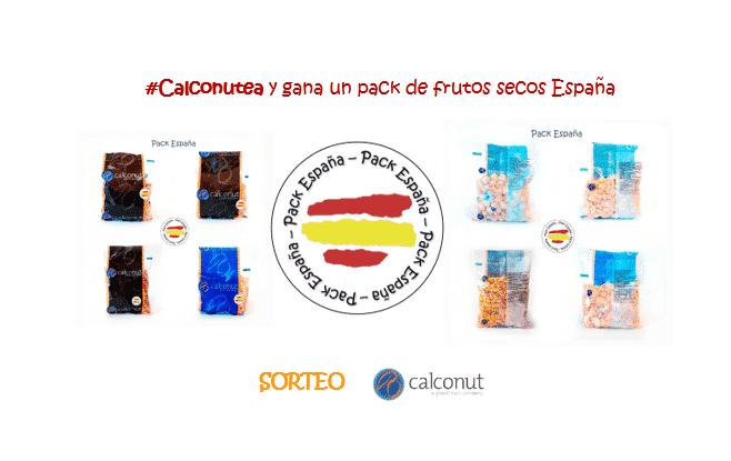 Sorteo Mundial Rusia 2018 pack de frutos secos España