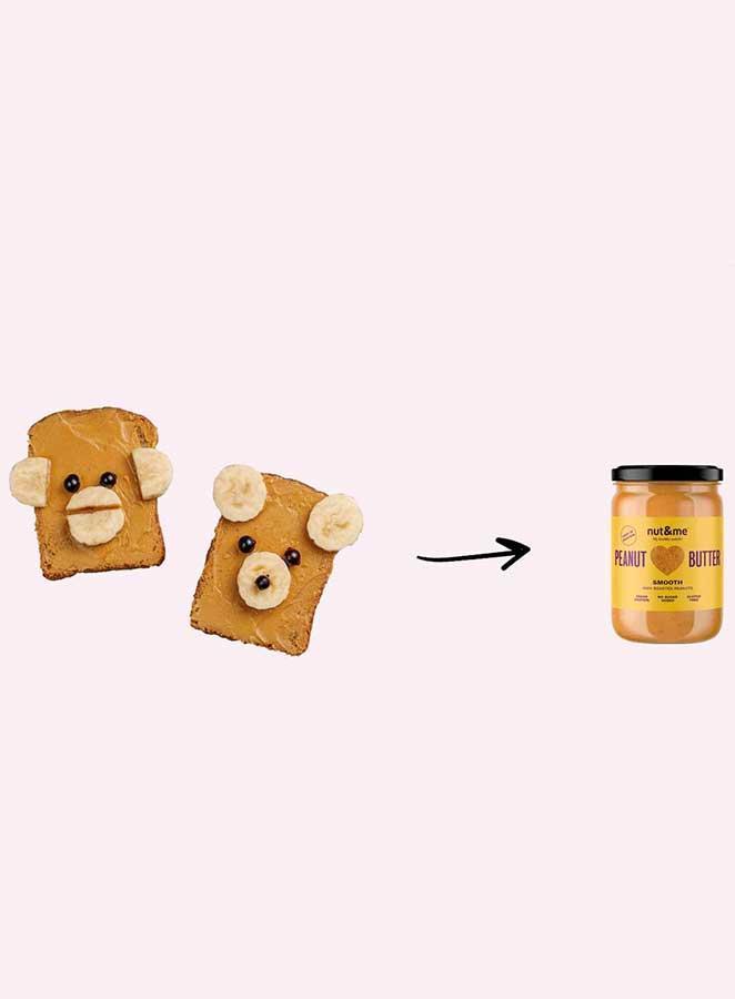 Frutos secos y niños: ¿cómo introducirlos en su dieta?