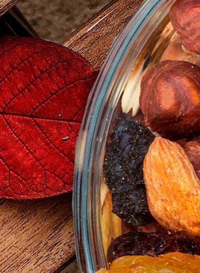 Comment éviter le coup de froid cet automne ? Nous avons la nourriture dont vous avez besoin