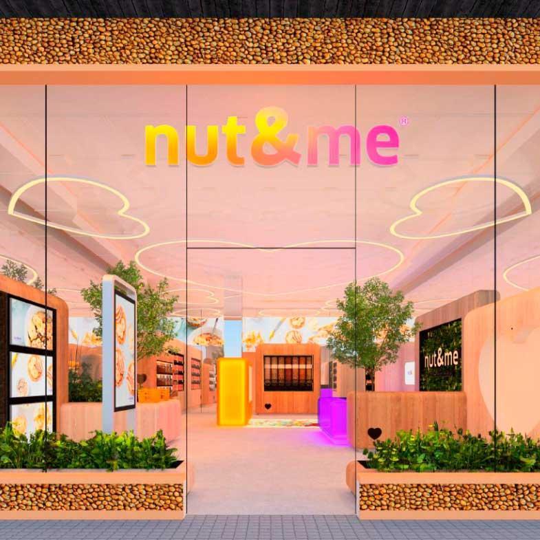 Abre la primera nut&me flagship store en Lima