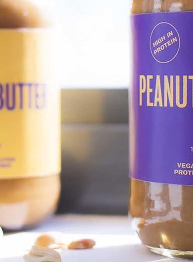 Porque o creme de amendoim está na moda
