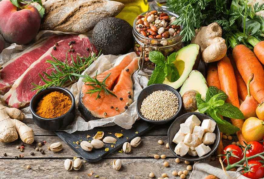 régime proteine